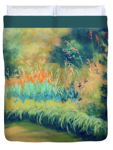 Afternoon Delight Duvet Cover by Lee Beuther