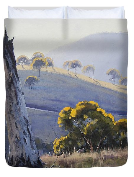 Afternoon Light Duvet Cover