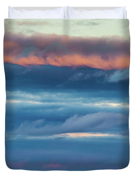 Afternoon Sandwich Duvet Cover