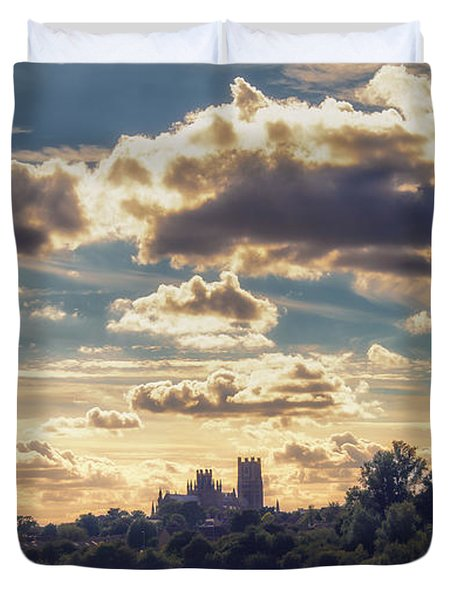 Afternoon Sun Duvet Cover