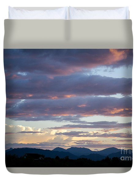 Afternoon Duvet Cover