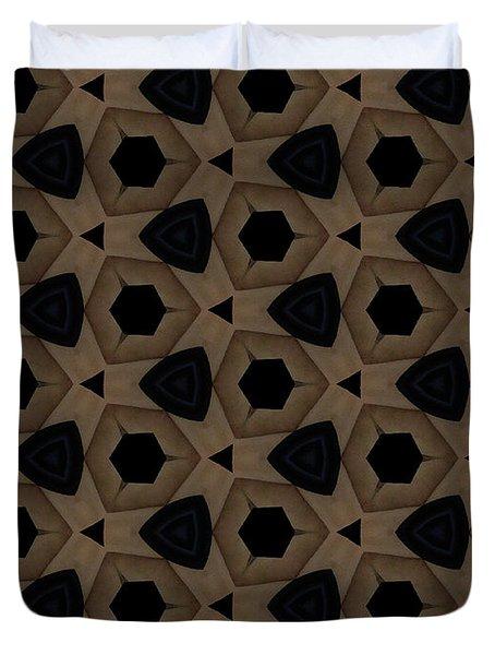 Agate Dimensions Duvet Cover