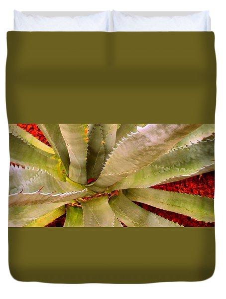 Agave Duvet Cover