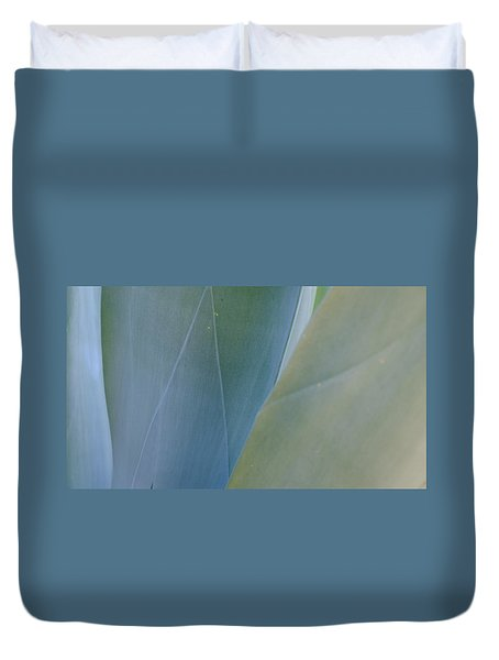 Agave Imprints Duvet Cover