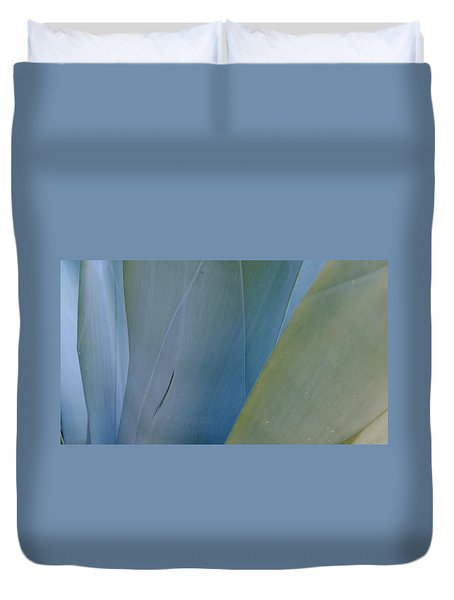 Agave Light Duvet Cover