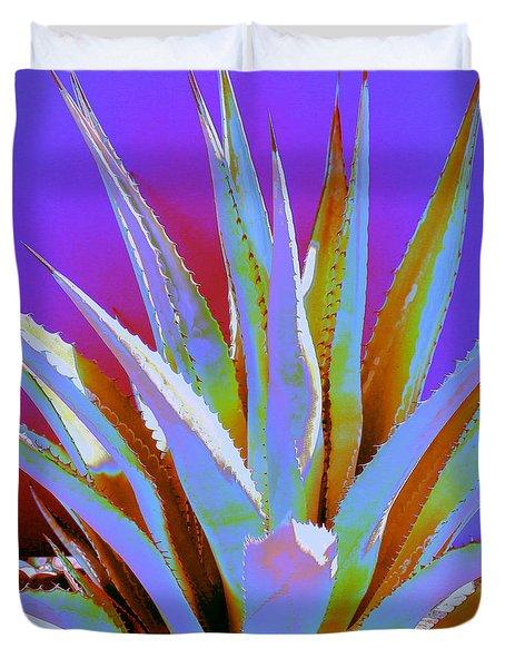 Agave Spirit Duvet Cover