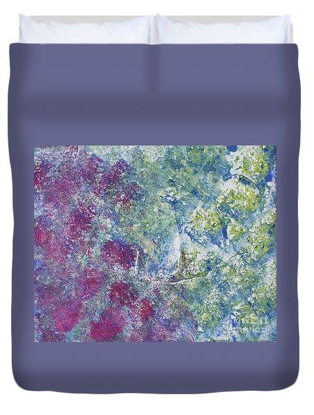 Aggrandized Duvet Cover