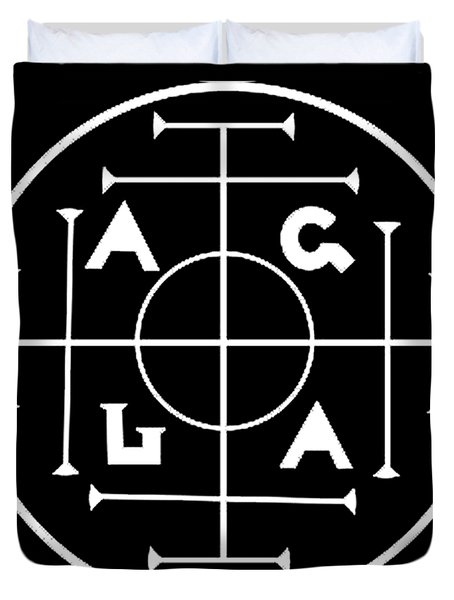 Agla Lucky Charm Duvet Cover