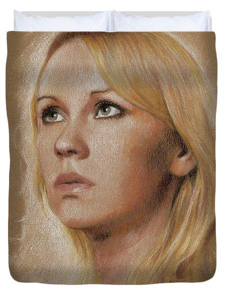 Agnetha Duvet Cover