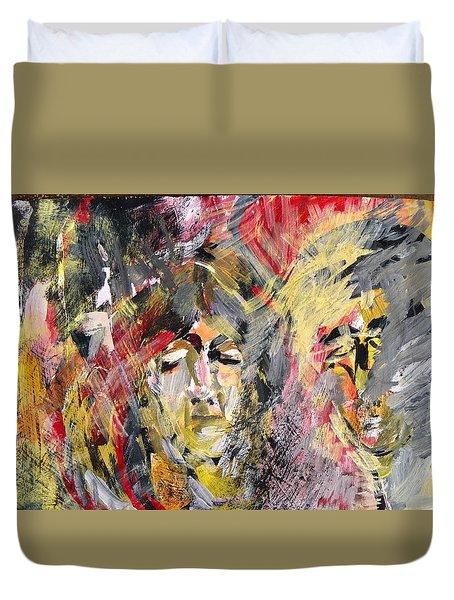 Agony Duvet Cover