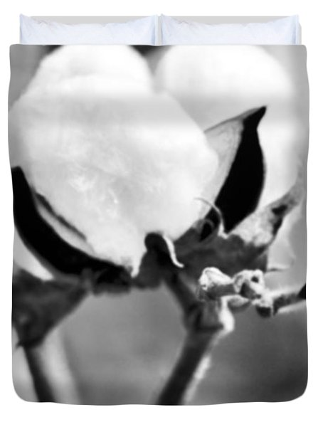 Agriculture- Cotton 2 Duvet Cover