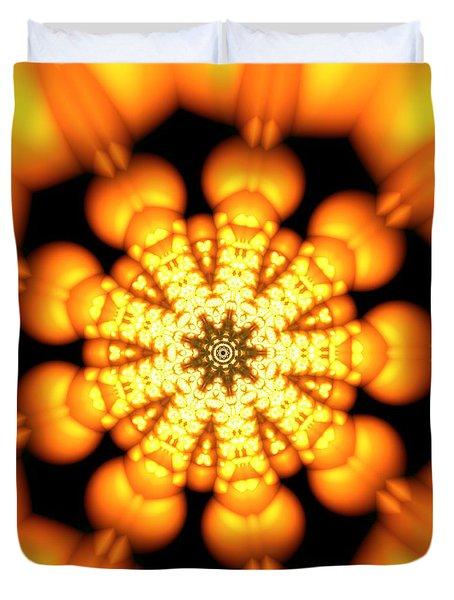 Ahau 9.2 Duvet Cover by Robert Thalmeier