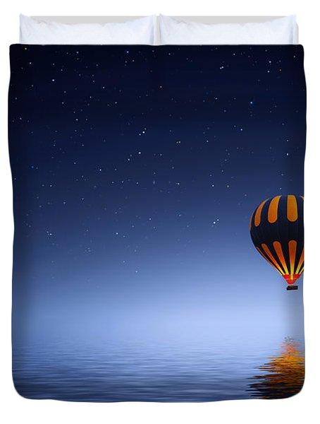 Air Ballon Duvet Cover