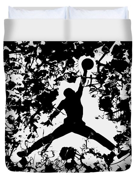 Air Jordan 1c Duvet Cover