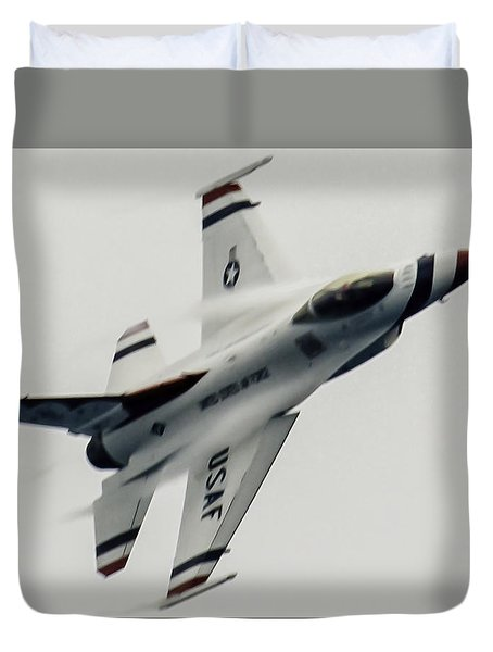 Air Speed Duvet Cover