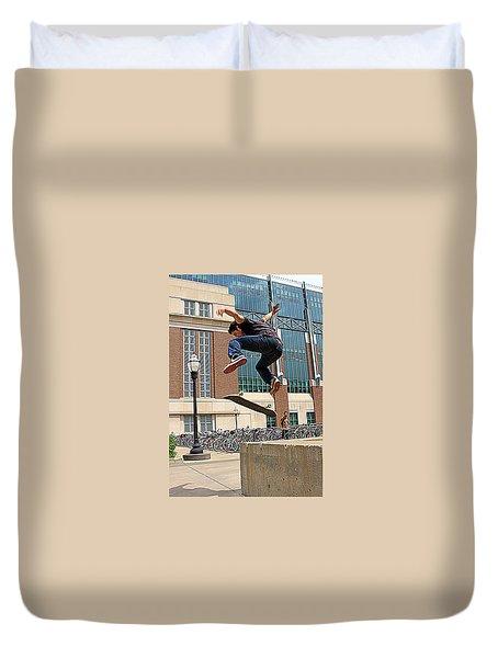 Airborne Duvet Cover