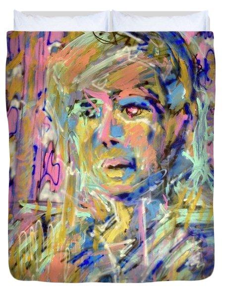 Airbrush 2 Duvet Cover
