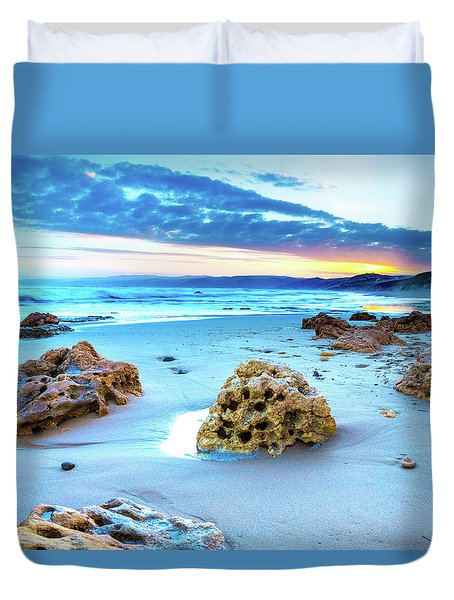 Aireys Inlet Duvet Cover