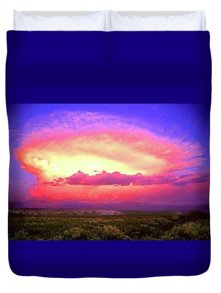 Airgasm Duvet Cover