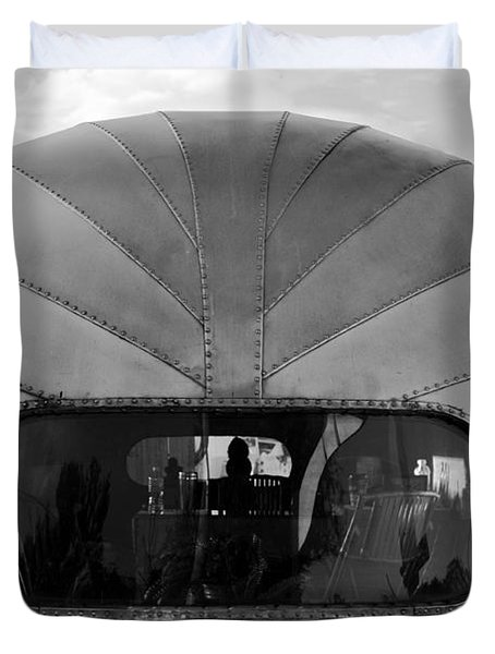 Airstream Dome Duvet Cover by David Lee Thompson