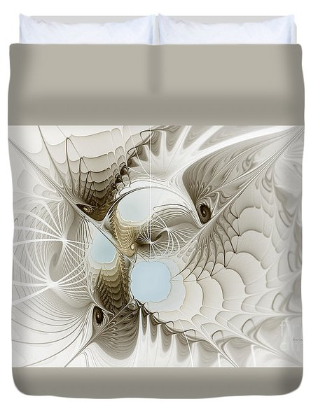 Airy Space2 Duvet Cover