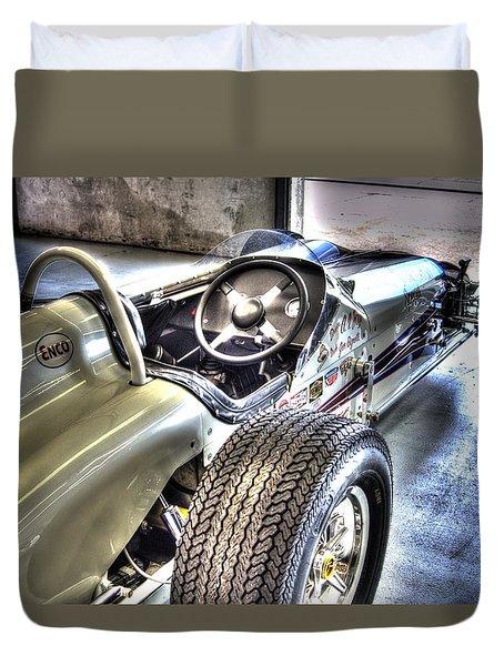 Aj Foyts Roadster Duvet Cover