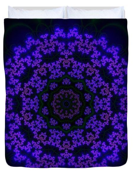 Akbal 10 Duvet Cover by Robert Thalmeier