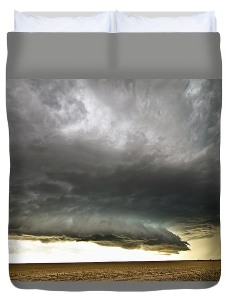 Akron Co Beast Duvet Cover