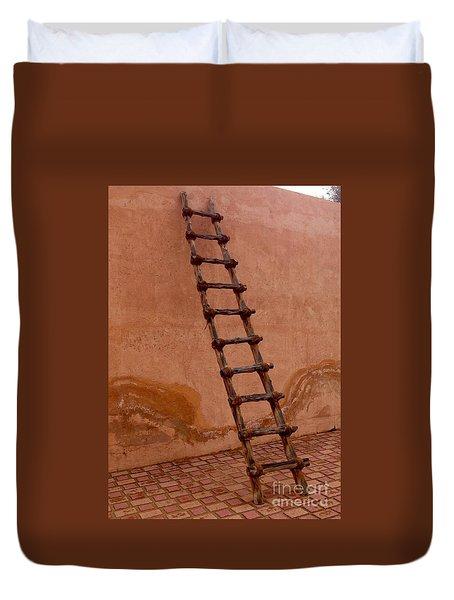 Al Ain Ladder Duvet Cover