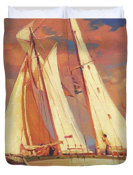 Al Fresco Duvet Cover