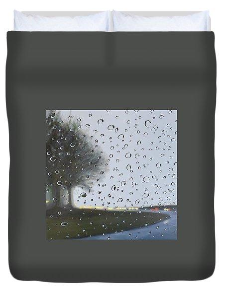 Alabama Rain Duvet Cover