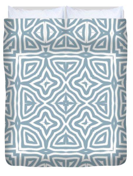 Alahambra Blue Duvet Cover