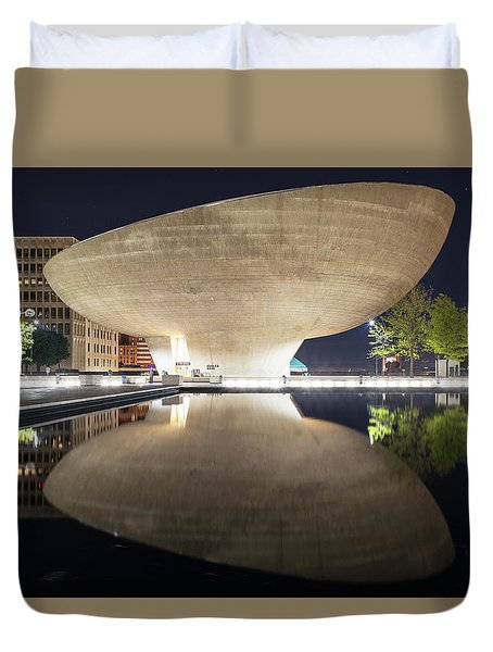 Albany Egg Duvet Cover