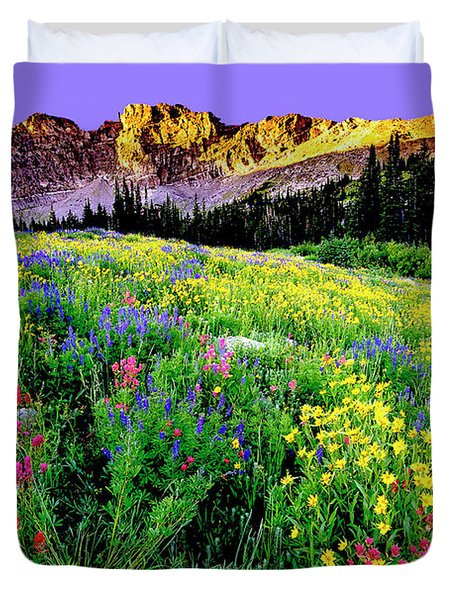 Albion Meadows Duvet Cover