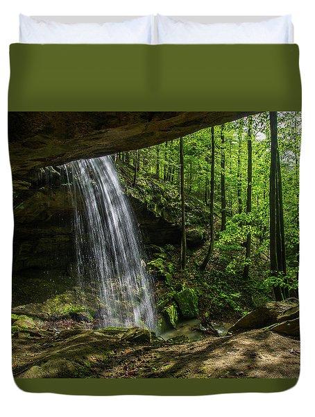 Alcorn Falls Duvet Cover