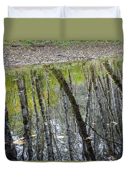 Alder Reflection Duvet Cover