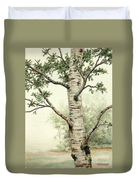Alder Tree Duvet Cover
