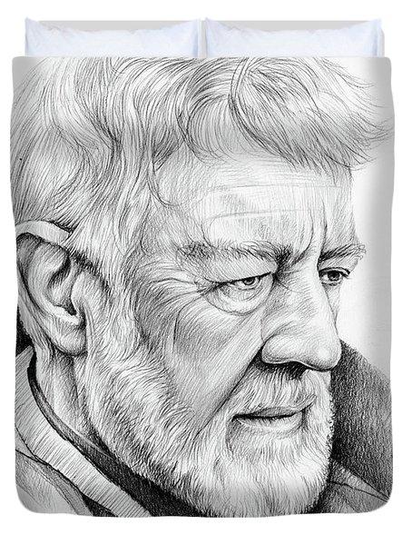 Alec Guinness Duvet Cover