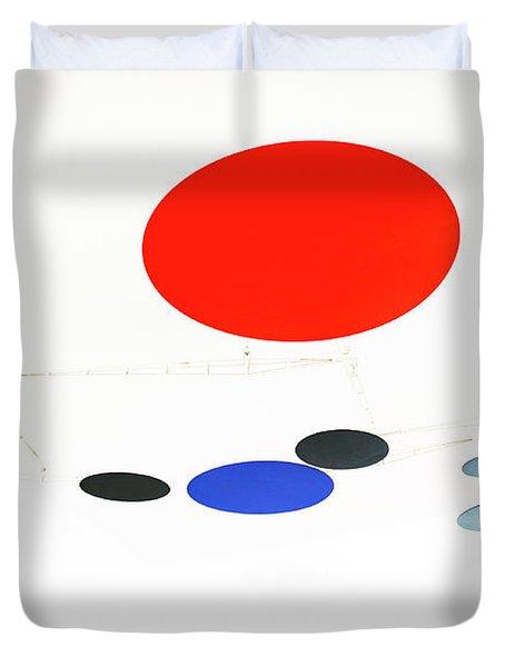 Alexander Calder Mobile 1 Duvet Cover