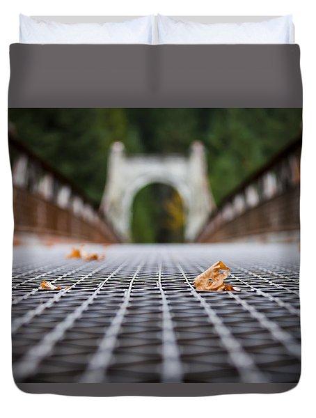 Alexandra Bridge Duvet Cover