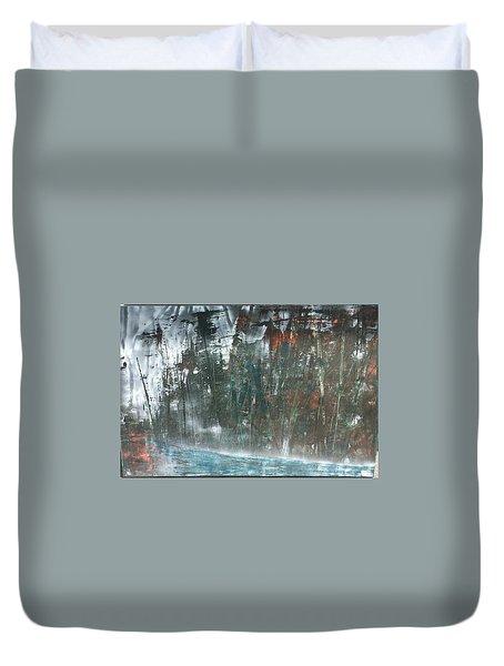 Algonquin Forest River Duvet Cover