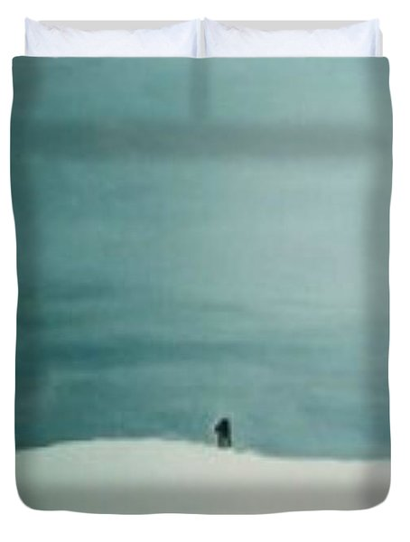 Alienation Duvet Cover