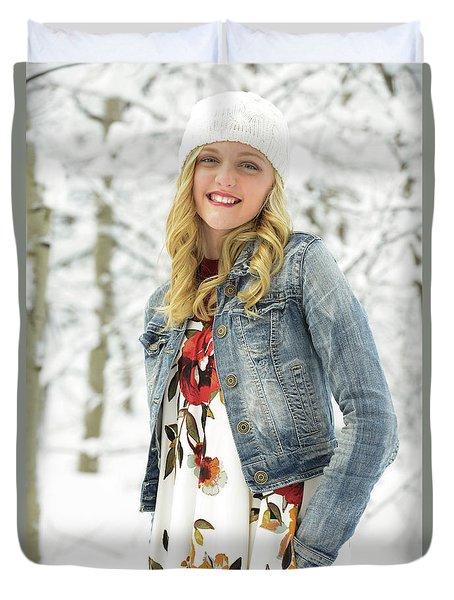 Alison Duvet Cover