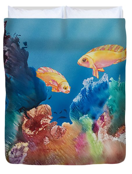All Dressed Up Duvet Cover by Tanya L Haynes - Printscapes