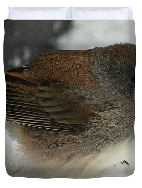 All Puffed Up Duvet Cover