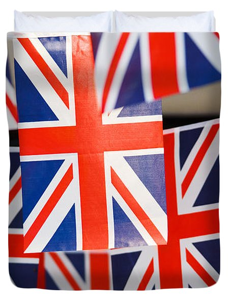 All Things British Duvet Cover