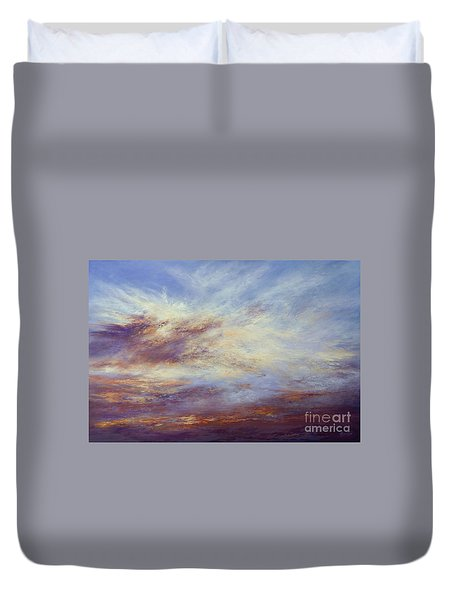 All Too Soon Duvet Cover