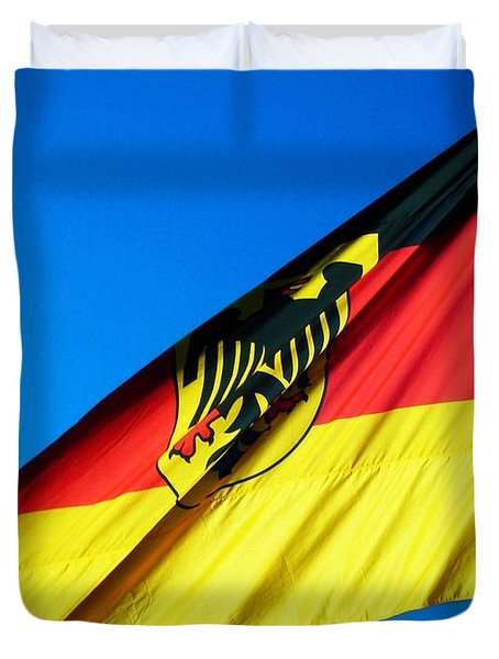 Allemagne ... Duvet Cover by Juergen Weiss