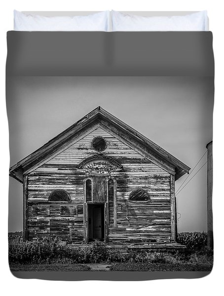 Allens Grove Duvet Cover by Ray Congrove