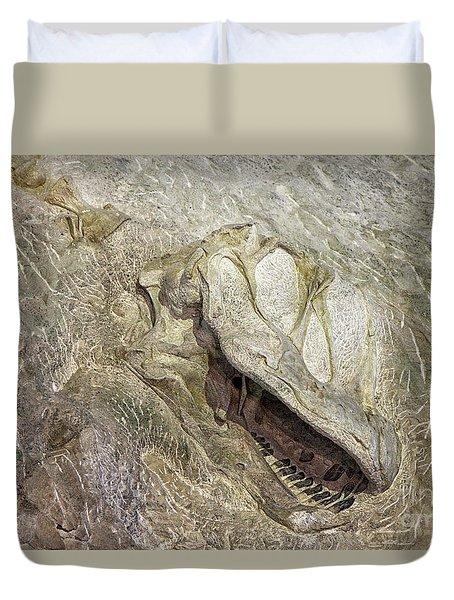 Camarasaurus Duvet Cover